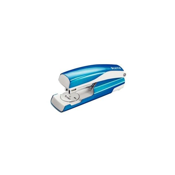 Hæftemaskine - Leitz 5502 30 sheets blå - 1 stk