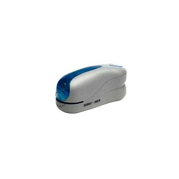 Hæftemaskine - 20EX Electrical 20 sheets Grey/Blue