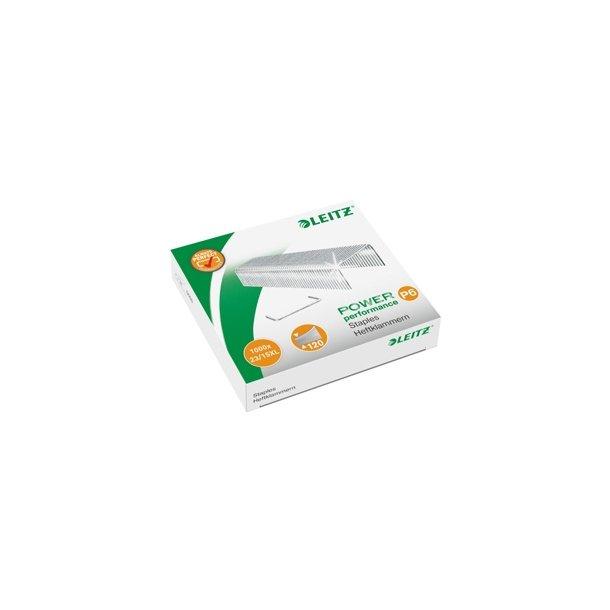 Hæfteklammer - Leitz 5579 staples 23/15xl, 5 pakker