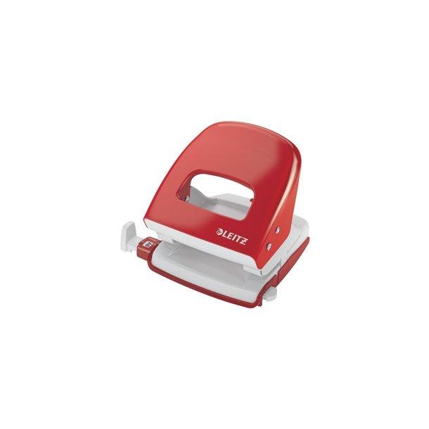 Hulapparat - Leitz 5008 2h/30 rød