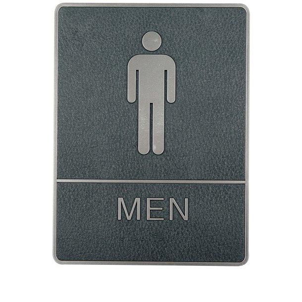 Toilet skilt - Men