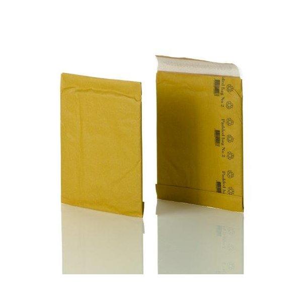 Foret kuvert 210 x 260 - 100 stk
