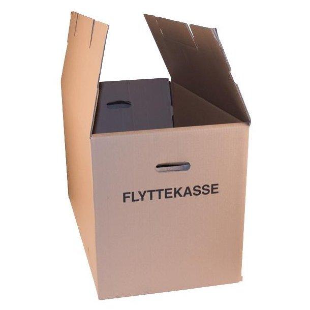 Fantastisk Flyttekasse Junior, 373x380x556mm - 10 stk - Papkasser WG28