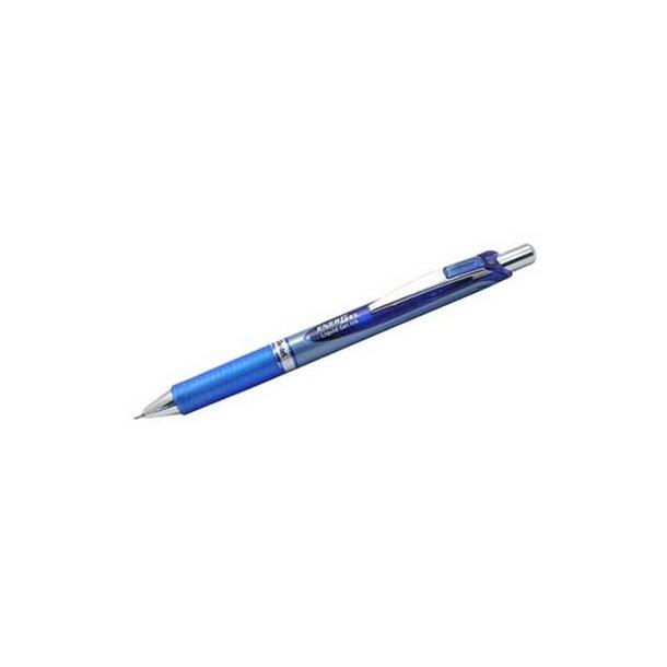 Gelpen Pentel energel blå, BLN75 - 12 stk