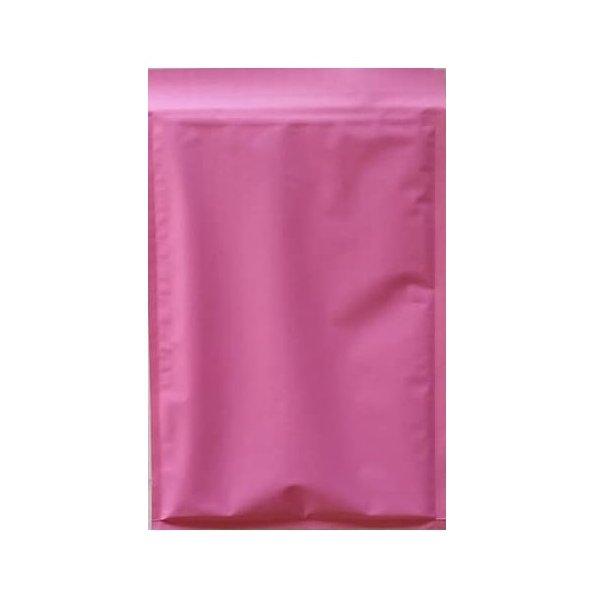 Pink boblekuverter 200 x 270 - 100 stk