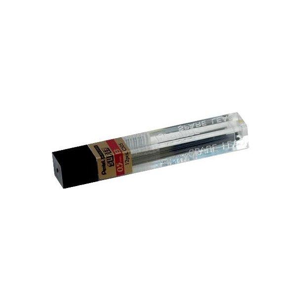 Stifter Pentel 0,5 B, Etui a 12 stk.