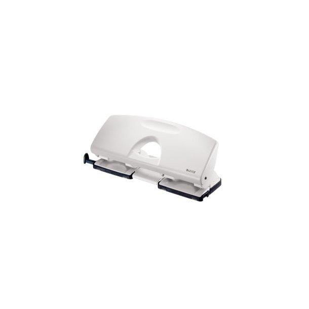 Hulapparat - Leitz 5012 4h/25 sheets Hvid