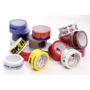 Tape med tryk - Logotape