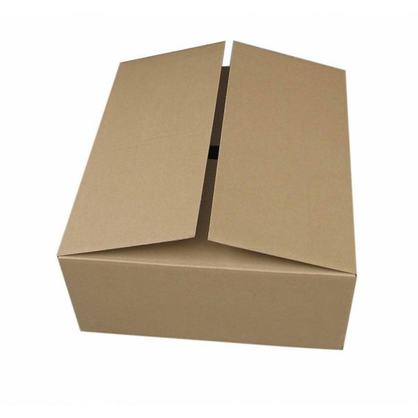 Papkasser - 420 x 210 x 70mm - 25 stk.
