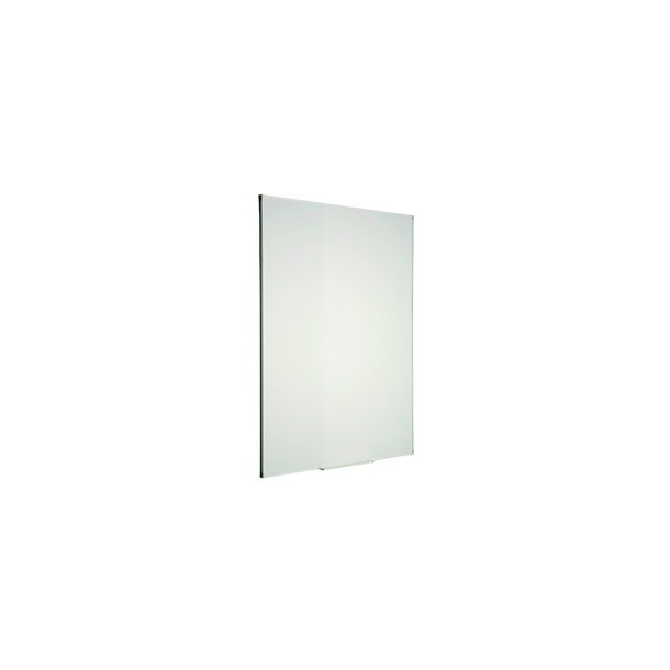 Whiteboard - 60x90cm hvid Aluminium ramme