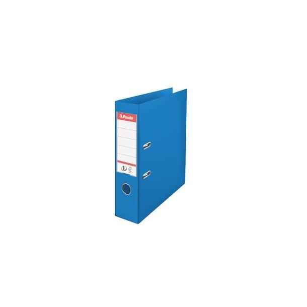 Brevordner - Esselte A4/75 Blå 10 stk