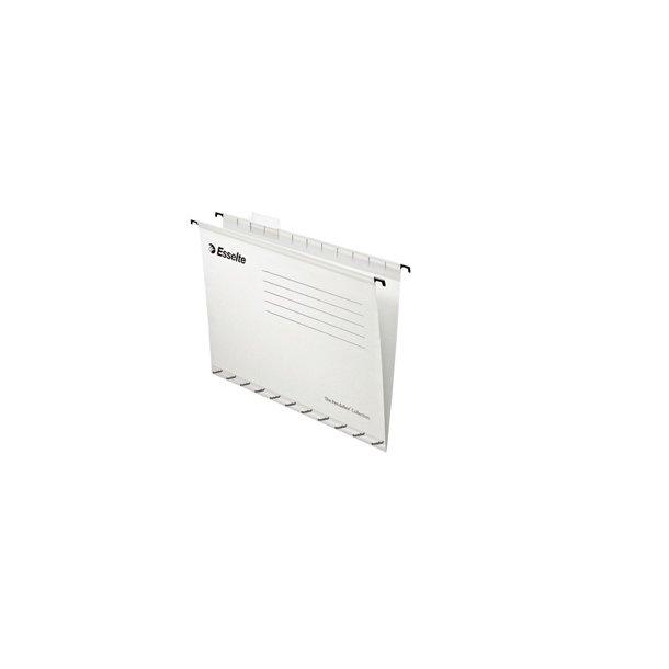 Hængemapper - Pendaflex standard A4 hvid - 25 stk