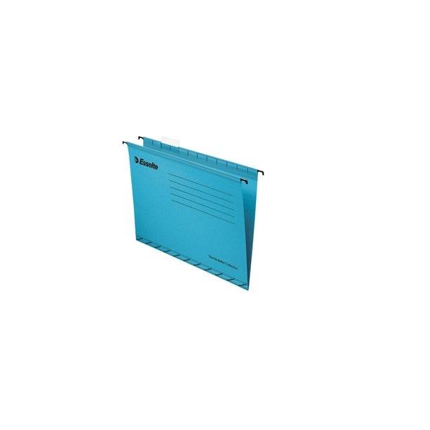 Hængemapper - Suspension File Pendaflex standard FC Blue 25 stk