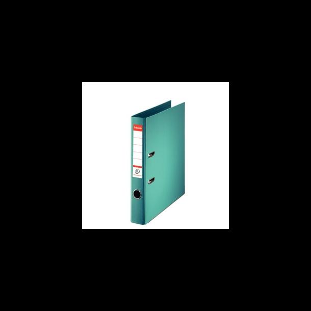 brevordner - Esselte Power PP A4/50mm Turquoise 10 stk