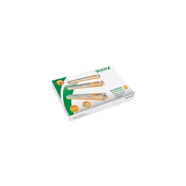 Hæfteklamme - Leitz K8 staple 26/8, 5x210, 1 pakke