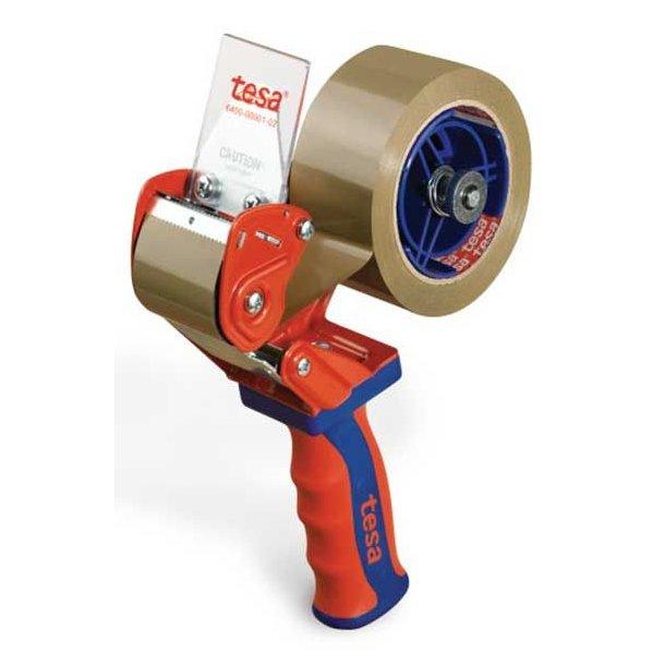 Tapedispenser m/bremse 66/50mm - Tesa Comfort