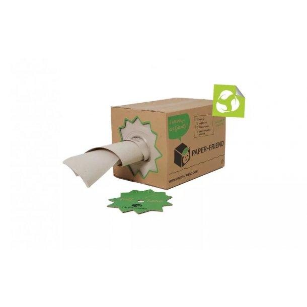 Paper Friend miljøvenligt kassefyld - tykkelse 60 gram