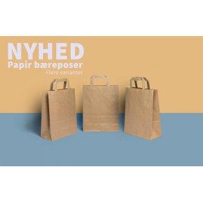 Papir bæreposer