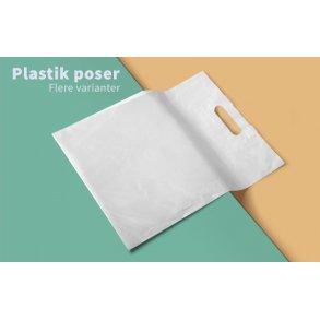 Plastik bæreposer