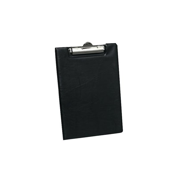 Clipboard A5 sort - 1 stk