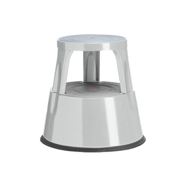 Elefantfod Twin Steel, Metal Grå - 1 stk