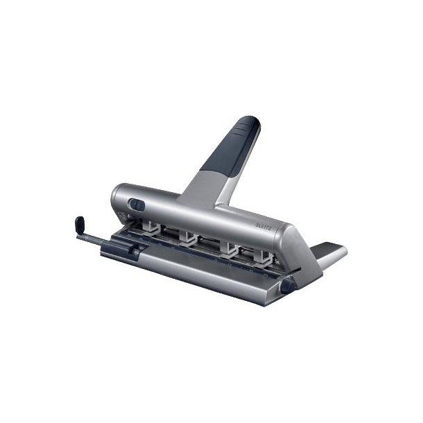 Leitz hulmaskine 5114, 101406, m/4-instil. hulpiber - 1 stk