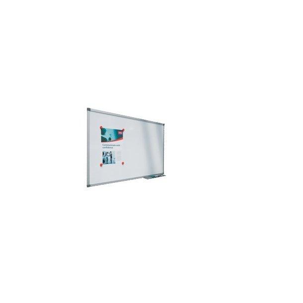 Whiteboardtavle 90x120 cm, Classic lakeret stål